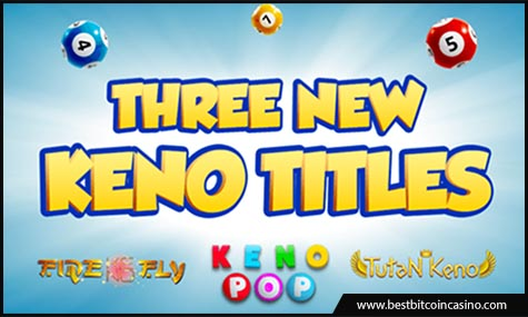 1x2 Gaming releases three new keno games