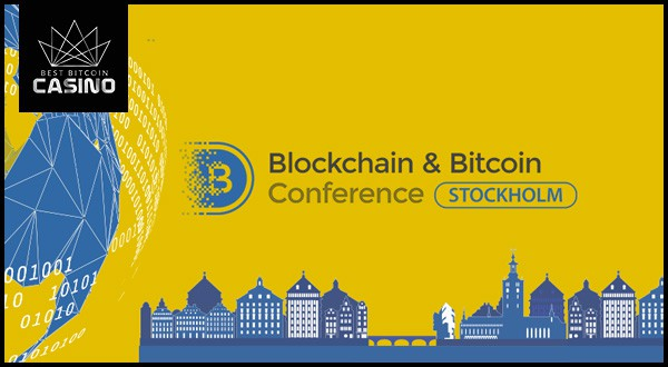 Blockchain & Bitcoin Conference Stockholm Debuts on Sept. 7