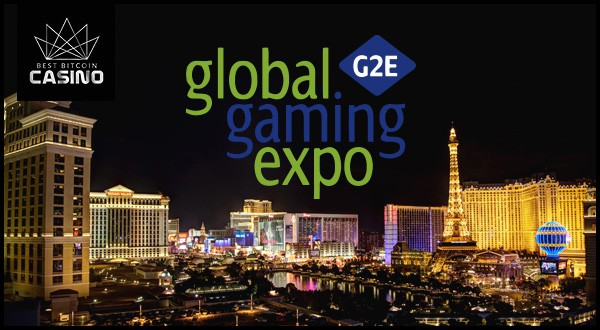 Global Gaming Expo takes place in Las Vegas in October