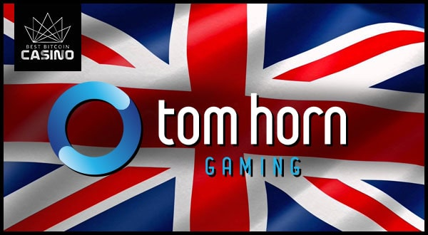 UKGC License Brings Tom Horn Gaming Slots to UK Players