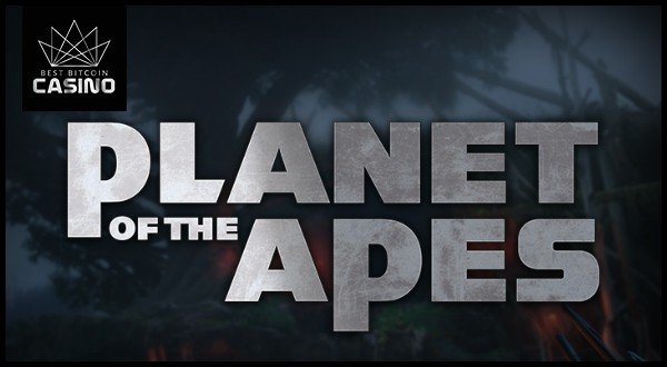 NetEnt's Planet of the Apes Slot Joins Bitcoin Casinos