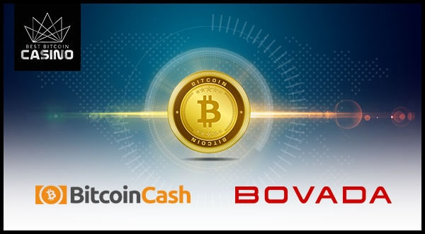 New Coin Accepted: Bovada Shows Love For Bitcoin Cash