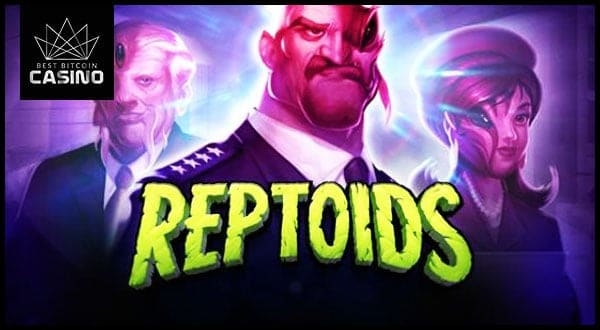 Yggdrasil Gaming Goes Sci-Fi In New Reptoids Slot