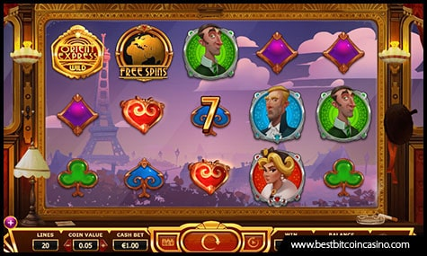 Yggdrasil Gaming launches new slot called Orient Express slot