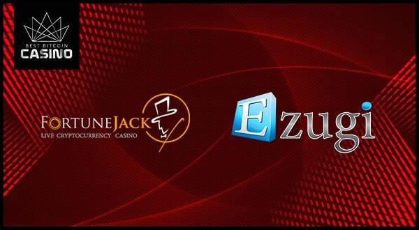 Ezugi Adds New Exciting Live Games to FortuneJack