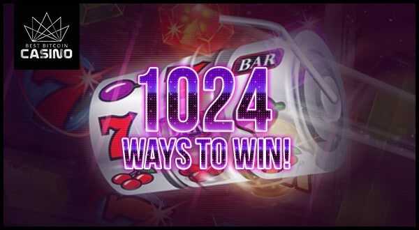 3 Awesome Online Slots That Give You 1,024 Ways to Win