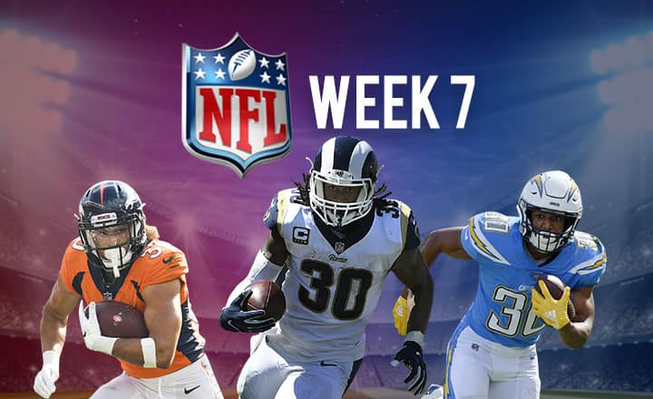3 of the Best NFL Week 7 Matches to Bet Your Bitcoins On
